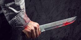 Zabójstwo w Chojnicach! Mąż dźgnął żonę nożem!