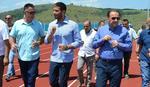 Udovičić: Pazar atletski centar regiona, uskoro i Evrope