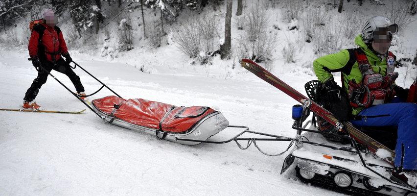 Fatalne warunki w górach. Goprowcy ruszyli na pomoc turystom