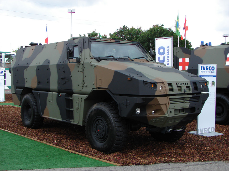IVECO VTMM Orso 4X4