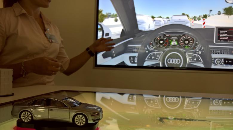 Audi wkrótce zacznie skanować otoczenie dookoła samochodu