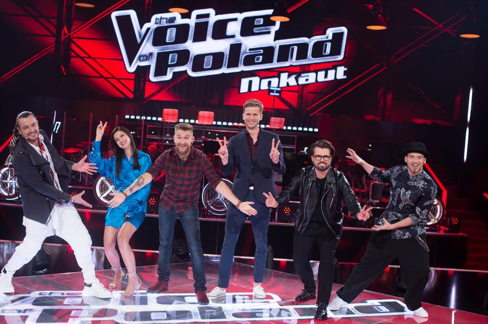 "Drużyna Tomsona i Barona w ""The Voice of Poland 11"""
