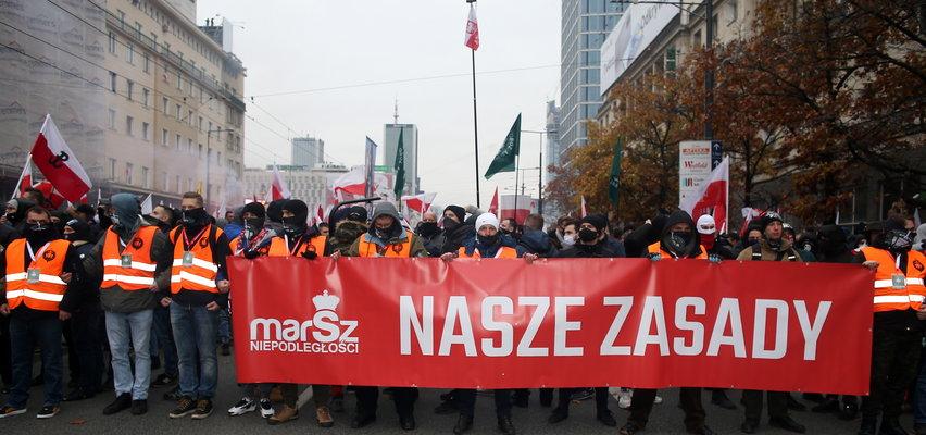 Marsz Niepodległości 2021 - trasa. Którędy przejdzie manifestacja 11 listopada? Czy dojdzie do skutku? Jak było w latach ubiegłych?