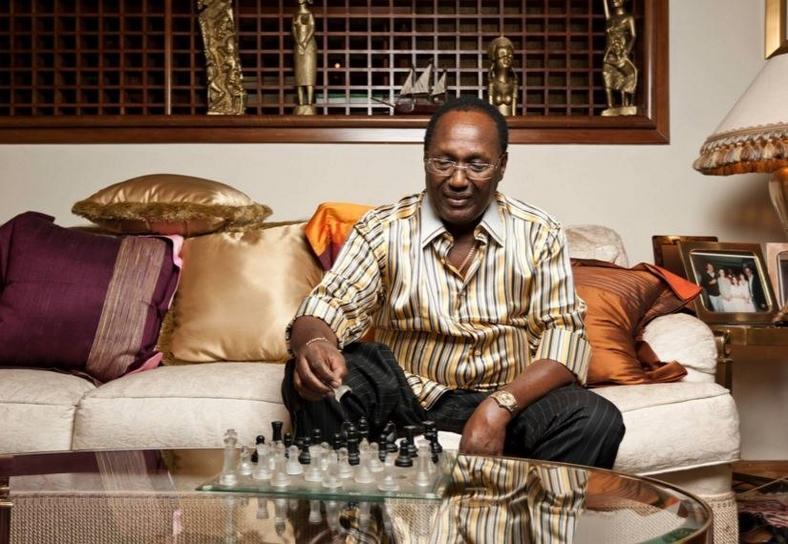 M. Kirubi possède un portefeuille impressionnant de sociétés privées valant des milliards.