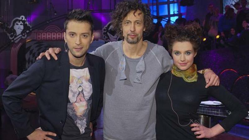 Julia Kamińska i Filip Bobek u Szymona Majewskiego