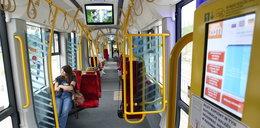 Te tramwaje wożą na Tarchomin powietrze