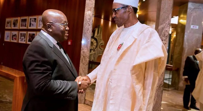 'Buhari is committed to dialogue', Ghanaian President tells Nigerians