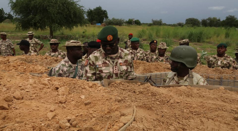 Nigerian Army adopts new technologies in campaign against Boko Haram insurgents