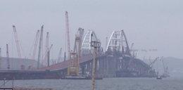 Ten ogromny most połączy Krym z Rosją. Putin zachwycony