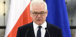 Zmiany w MSZ. Sekretarz stanu odwołany