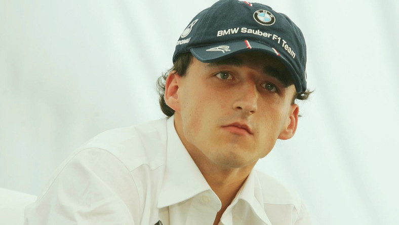 Kubica myślami jest już przy następnym sezonie Formuły 1