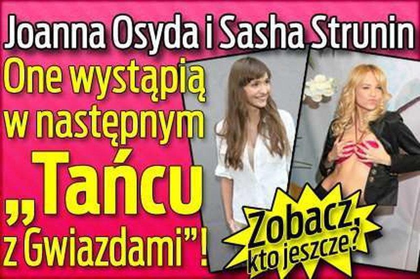 """Oni wystąpią w następnym  """"Tańcu z Gwiazdami""""!"""
