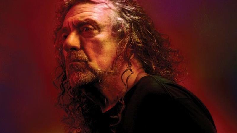 """Robert Plant - """"Carry Fire"""""""
