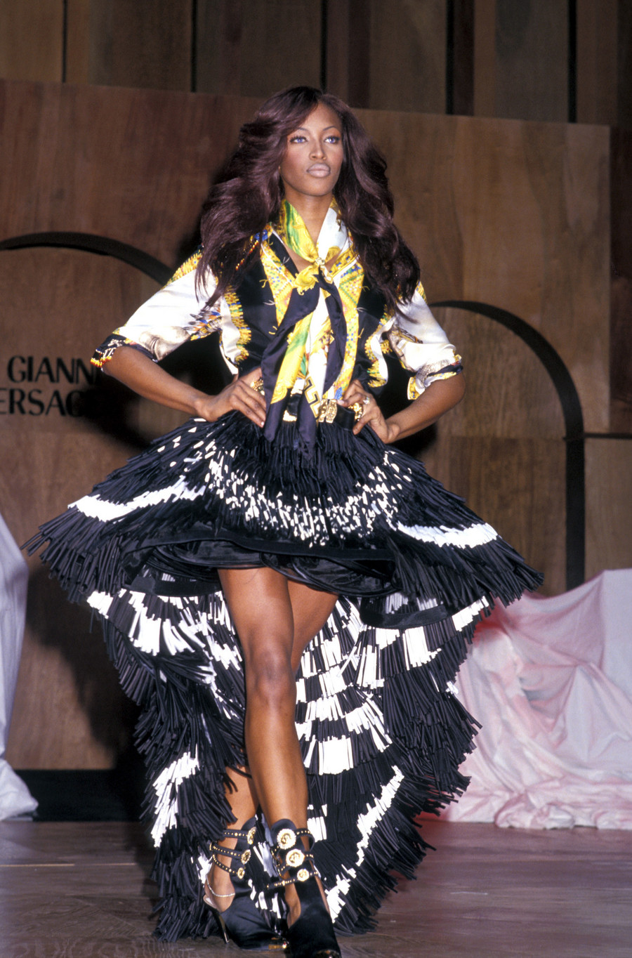 Naomi Campbell / Ron Galella / GettyImages
