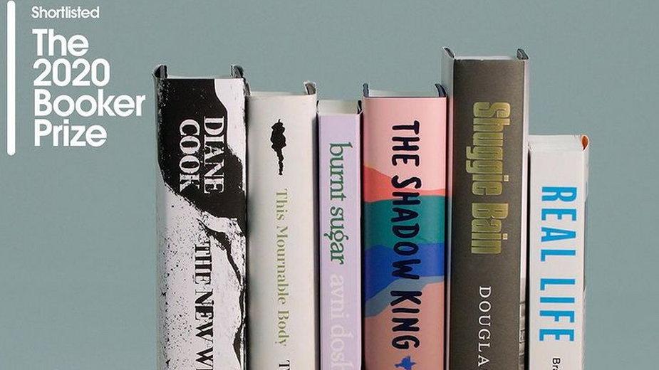 Powieści nominowane do Nagrody Bookera 2020