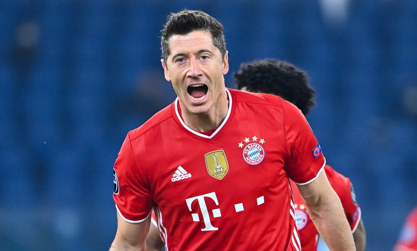 Robert Lewandowski już jest legendą Bayernu Monachium