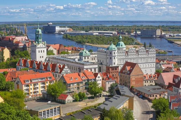Po II wojnie światowej z Wileńszczyzny ekspatriowano na tzw. ziemie odzyskane ok. 200 tys. Polaków. Na zdj. Szczecin.