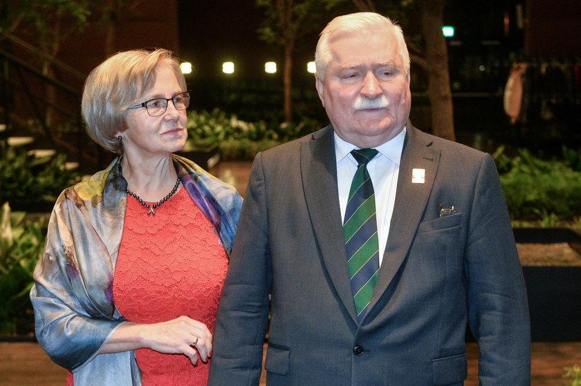 Danuta Wałęsa o uzależnieniu męża. To przez to nie ma dla niej czasu