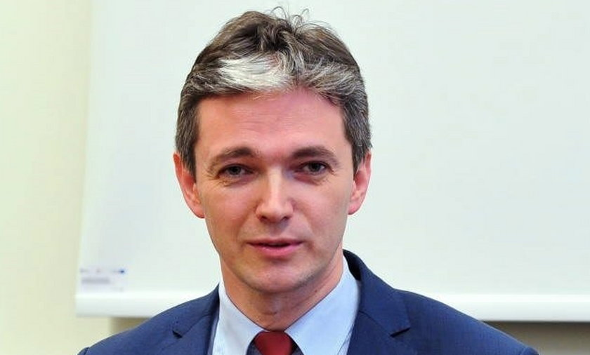 Wiceszef PSL Adam Jarubas