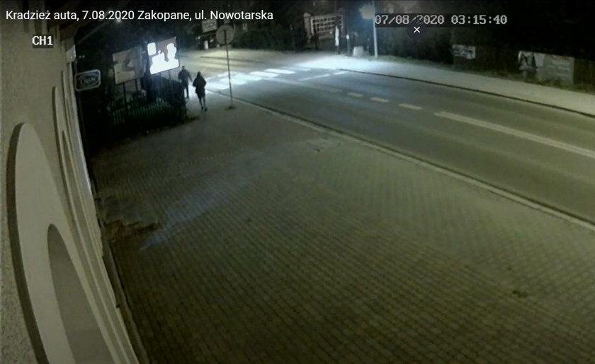 Ukradli ministrowi samochód spod domu! Policja szuka złodziei