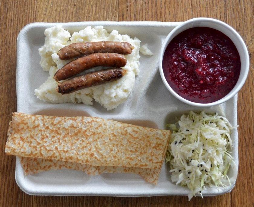 To jedzą dzieci w szkołach na świecie