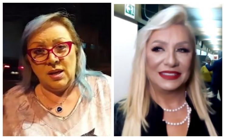 Vesna Zmijanac i Zorica Marković