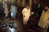 Pakistan bombaš samoubica EPA ARSHAD ARBAB