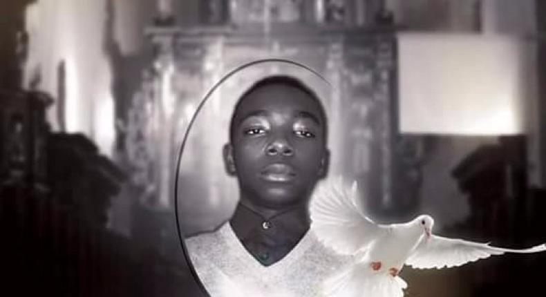 The late Otis Nuako
