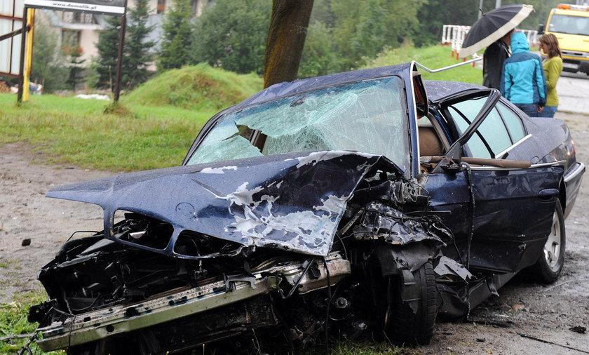 Wypadek Kilkuszowa