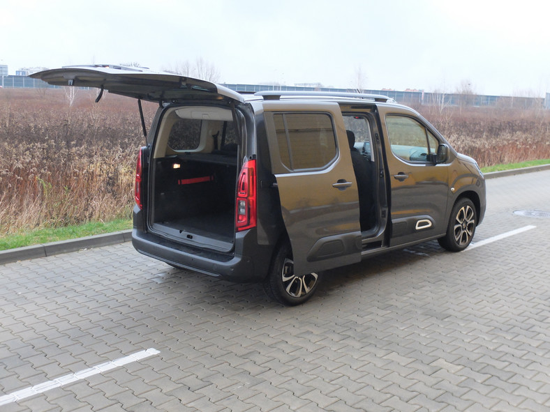 Citroen Berlingo 1.2 PureTech 130
