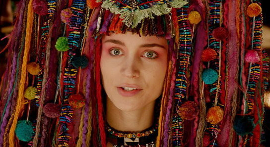 Rooney Mara jako Tiger Lilly w filmie Pan, fot. cinemablend.com