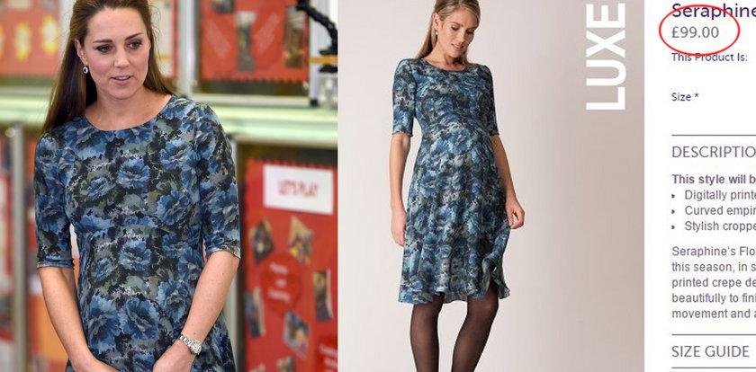 Suknia Kate nie podoba się ludziom. Pierwszy raz w historii!