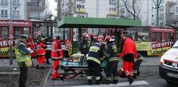 Ranni nadal w szpitalach po wypadku na Polance