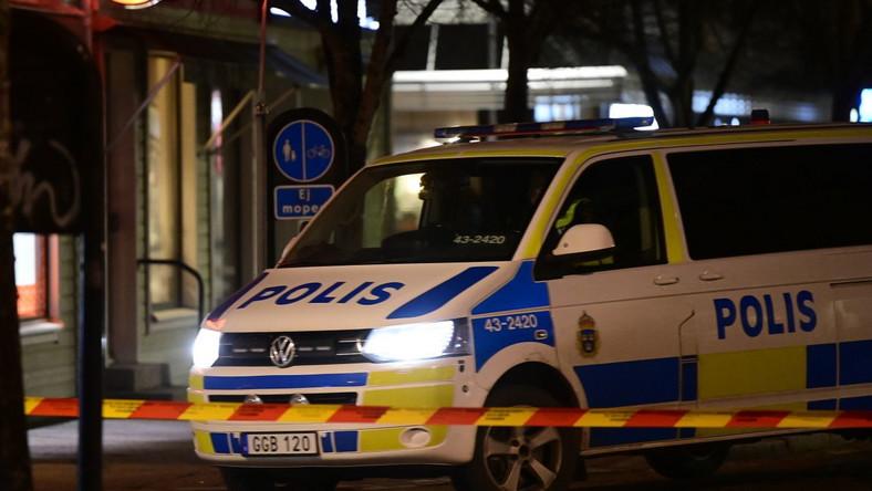 Atak terrorystyczny w Szwecji