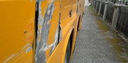 Takim autobusem chciał wieźć dzieci! Szok
