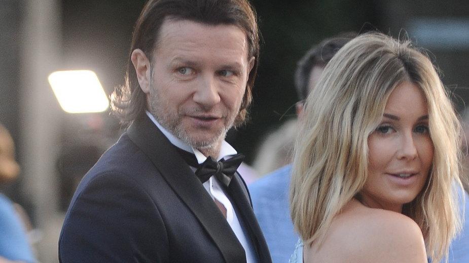 Radosław Majdan i Małgorzata Rozenek-Majdan