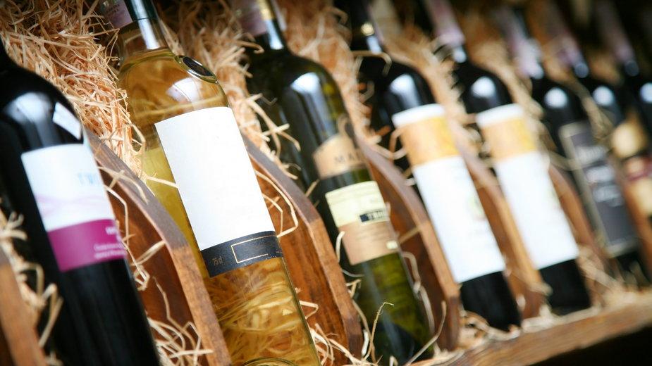 Wino (Zdjęcie ilustracyjne)
