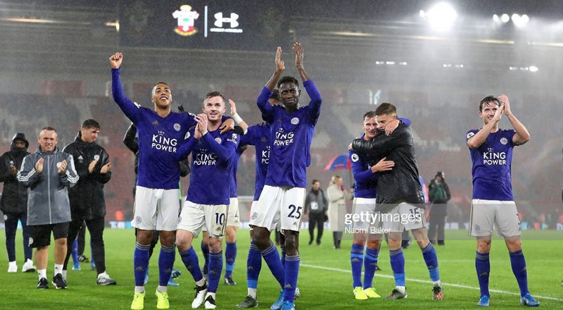 Nigerian Players Abroad: Ndidi sets new record with Leicester City, Troost-Ekong battered in Italy while Okereke ends goal drought
