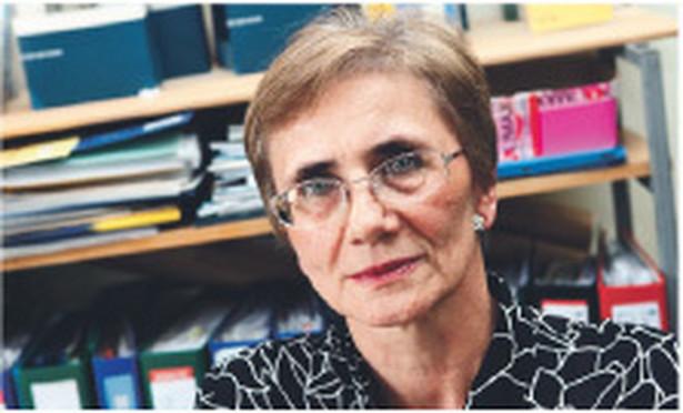 Marta Piasecka, kierownik Biura Karier Uniwersytetu Warszawskiego Fot. Wojciech Górski