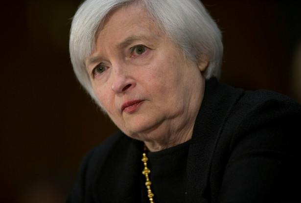 Janet Yellen, wiceprzewodnicząca FED