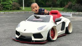Dziecięce auta z napędem elektrycznym w stylu najlepszych firm tuningowych
