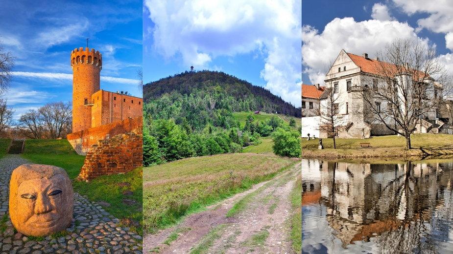 Mniej znane atrakcje Polski na wakacyjny weekend