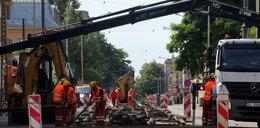 Na Gdańskiej pokazali jak remontować drogi