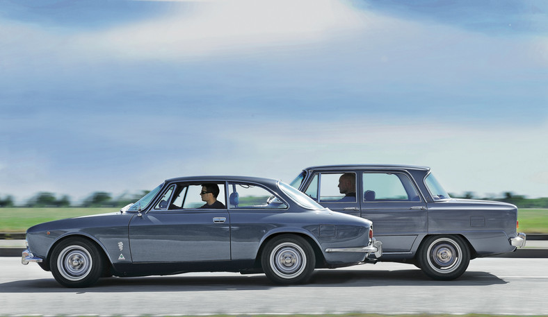 Alfa Romeo GT 1600 Junior vs. Alfa Romeo Giulia Super