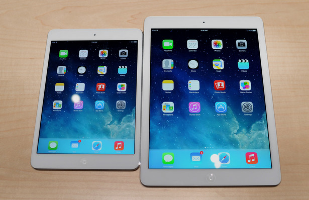 iPad mini Retina, iPad Air
