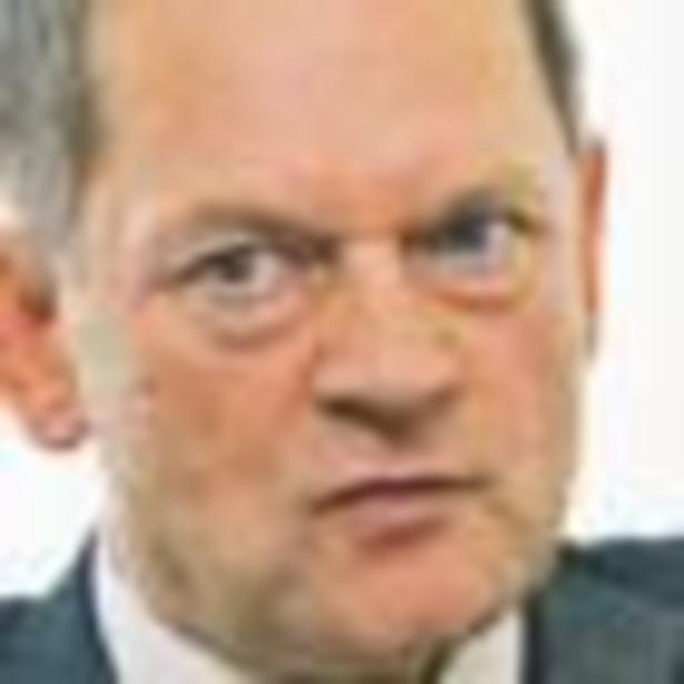 Zbigniew Pusz z Funduszu Gwarantowanych Świadczeń Pracowniczych Fot. Wojciech Górski