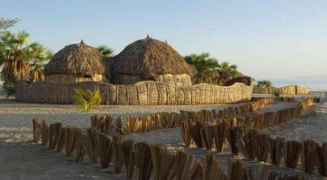 Eliye spring resort in Turkana. (Jumia Travel)