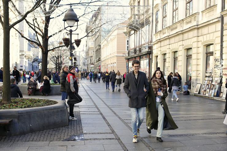 Beograd lepo vreme sunčan dan