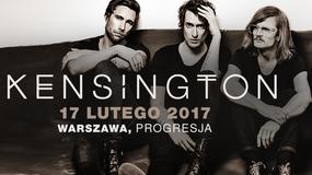 Kensington zagra koncert w Polsce. Wiemy, kto wystąpi w roli supportu