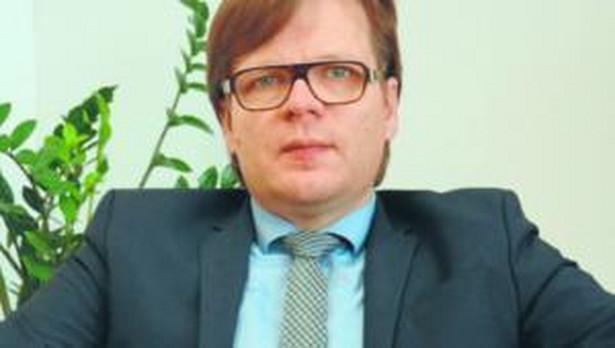 Dariusz Śpiewak, wiceprezes ZUS ds. informatyzacji